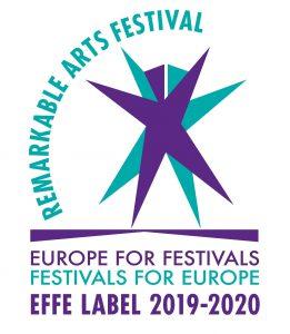 Logo del riconoscimento EffeLabel biennio 2019-2020